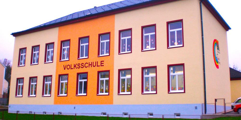 Mgde Brand/Nagelberg, Volksschule, Umbau
