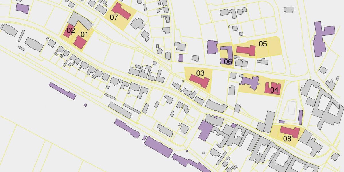 Mgde Sigmundsherberg, Gemeindezentrum, Entwicklung
