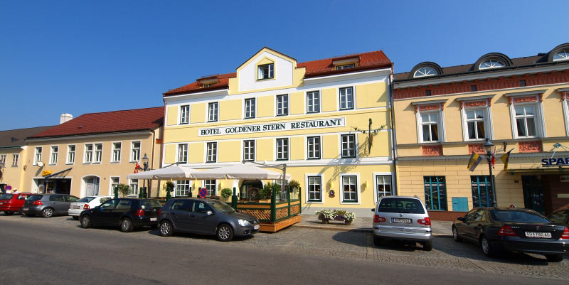 Familie Siller, Hotel/Restaurant Goldener Stern, Entwicklung, Betrieb