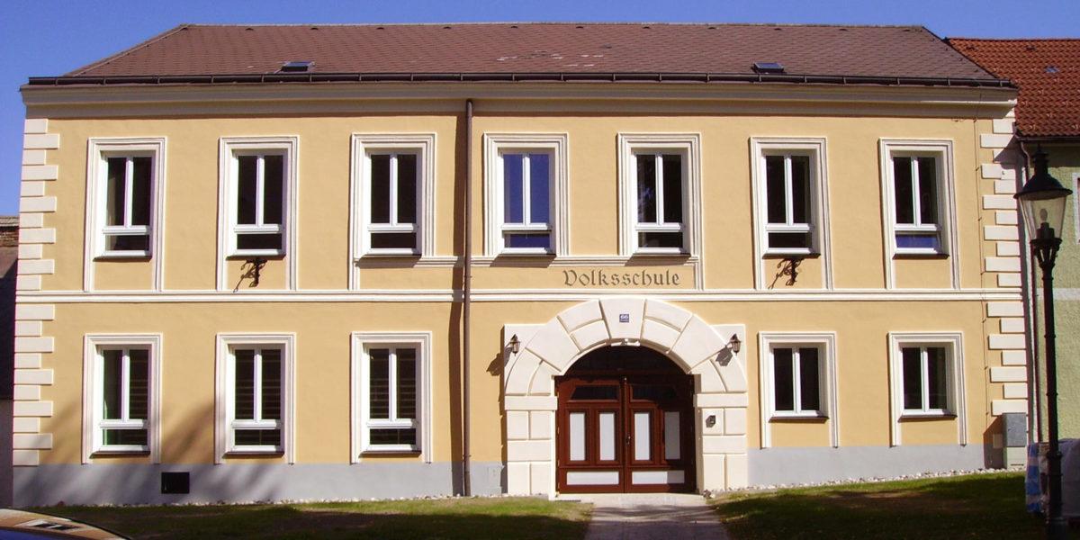 Mgde Hirschbach, Volksschule, Revitalisierung