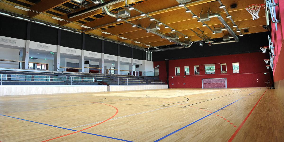 Stadtgemeinde Zwettl, Stadthalle, Zu-/Umbau