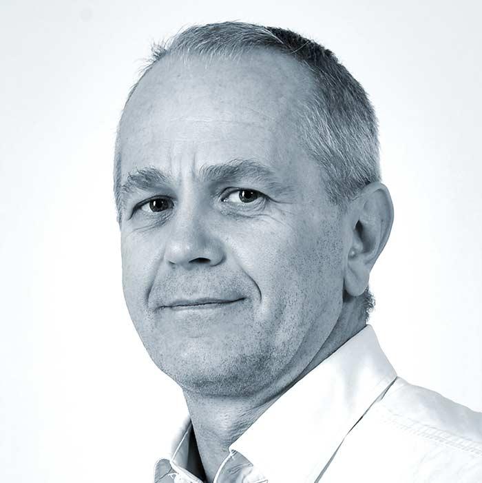Helmut Lux Porträt