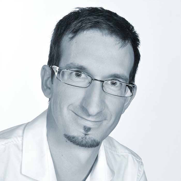 Boris Radl Porträt
