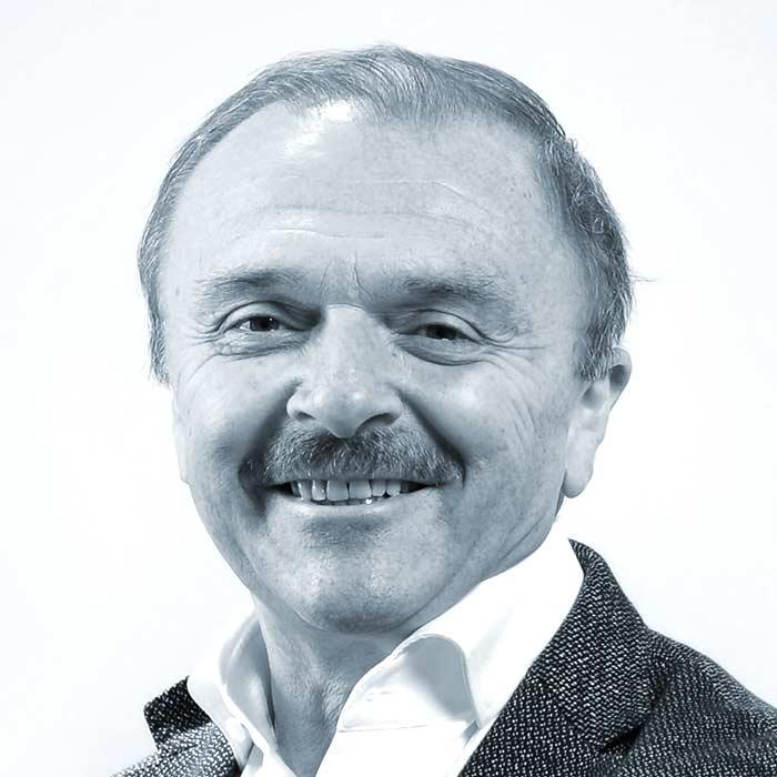 Erich Weber Porträt