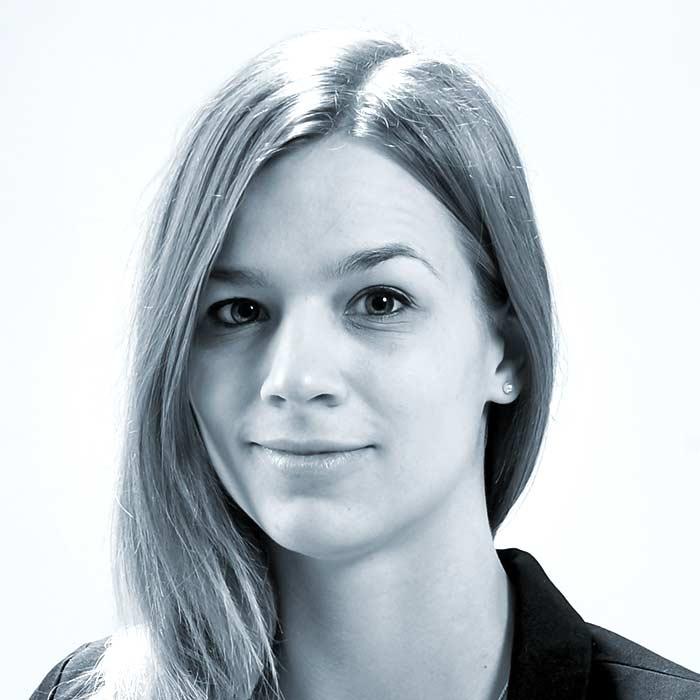 Alice Weltzl Porträt