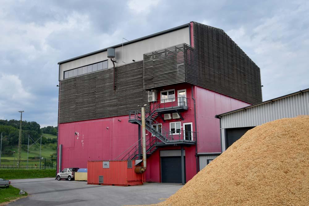 BiomasseheizwerkLeiben