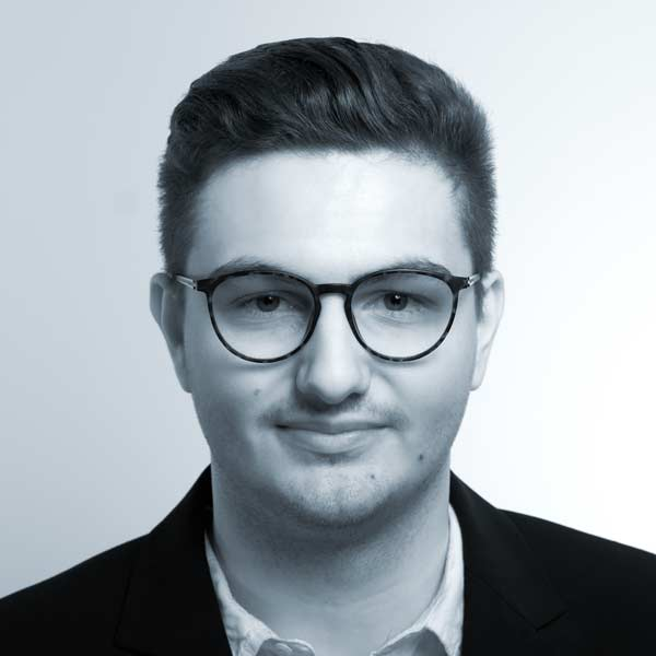 Georg Riegler Porträt